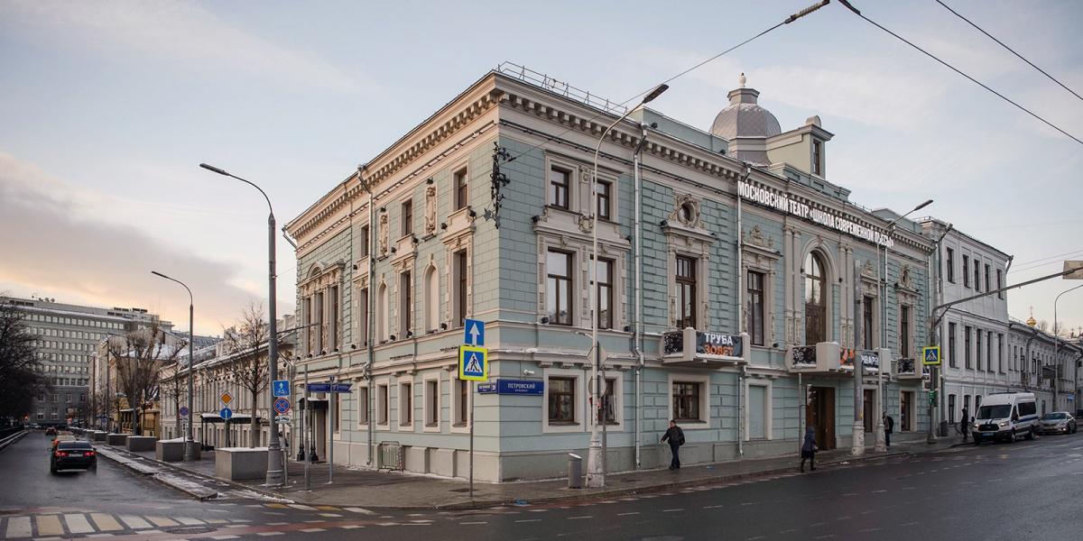 «Школа современной пьесы» закрывает 30-й сезон