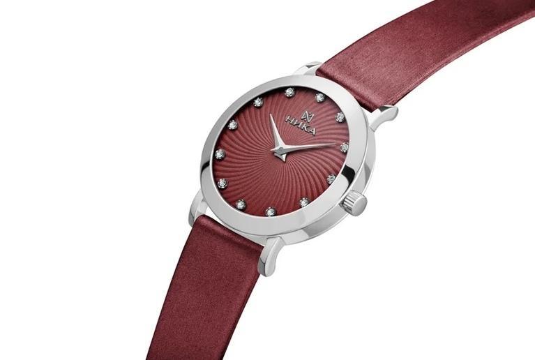 Новая коллекция часов НИКА Slimline