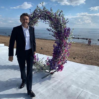Сергей Шнуров женился на Алле Михеевой в «Кабриолете»