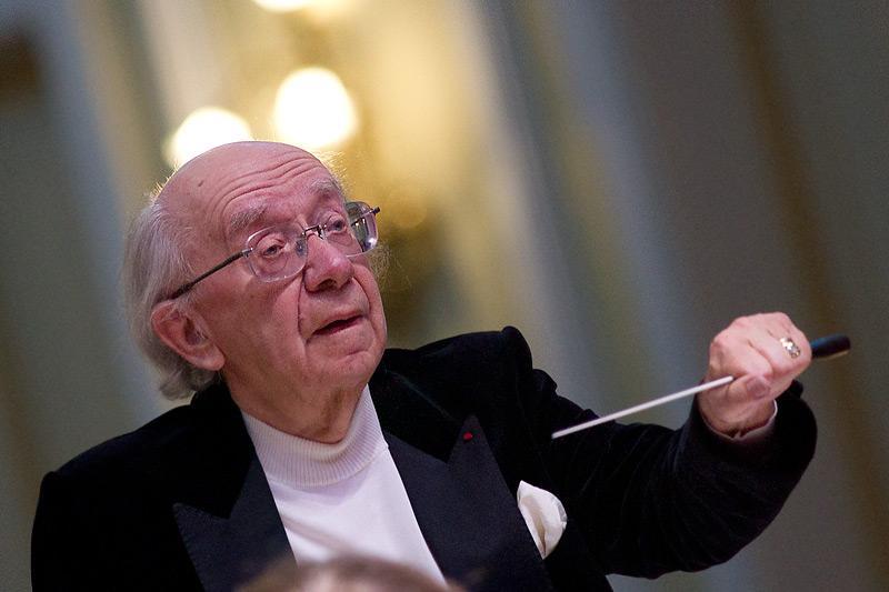 Московская консерватория 3 июля проведет концерт памяти Геннадия Рождественского