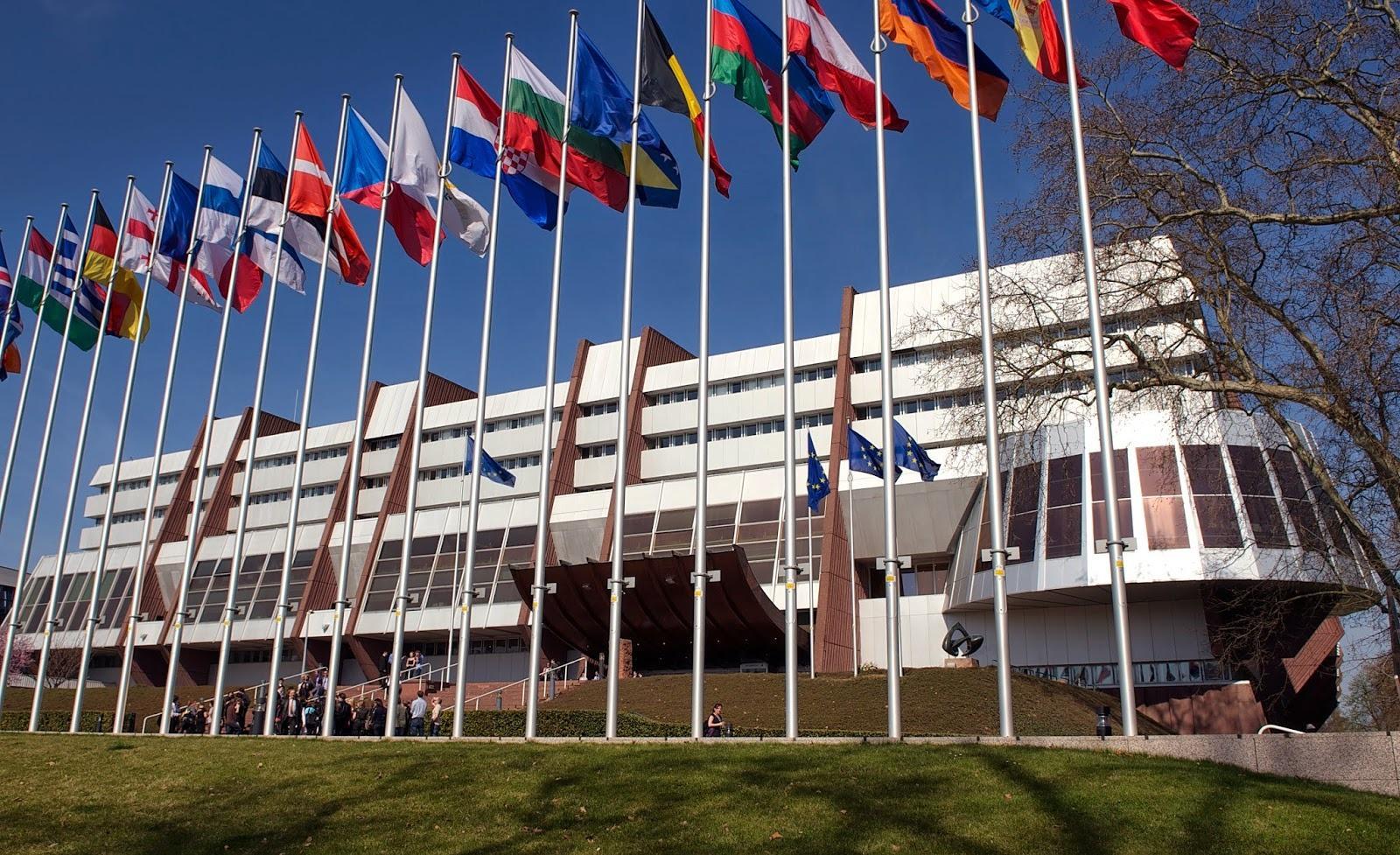В штаб- квартире Совета Европы открылась выставка про Холокост
