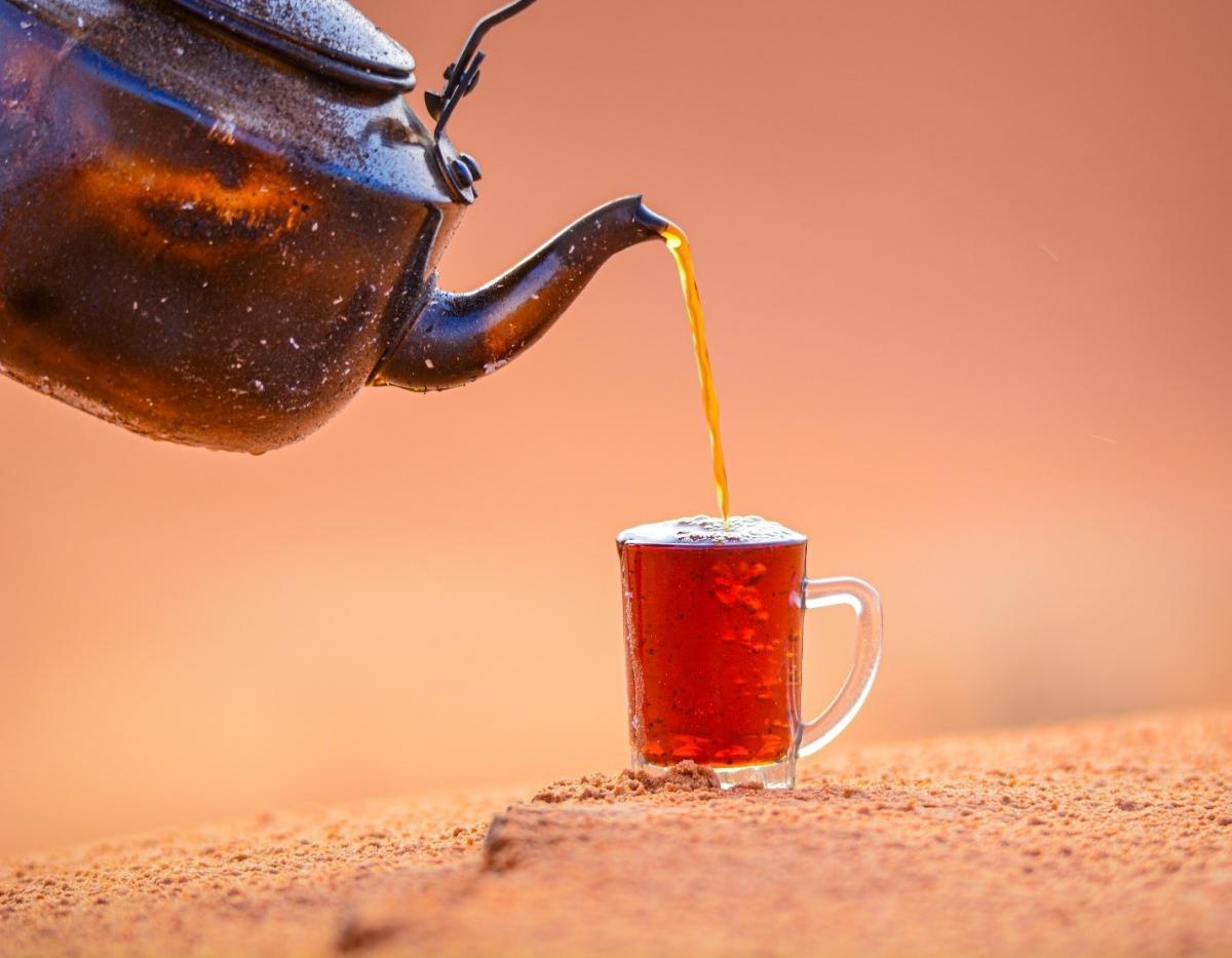Как выбрать правильный органический чай?