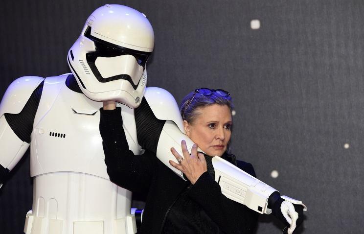 """Исполнительница главной роли раскрыла рабочее название восьмого эпизода """"Звездных войн»"""