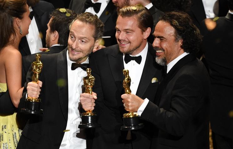 """Долгожданная победа Ди Каприо! Хроника событий церемонии вручения кинопремии """"Оскар"""""""