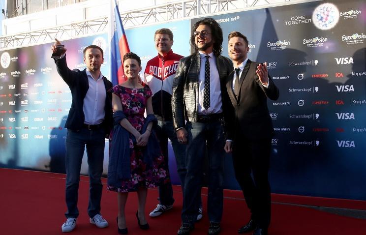 """Международный конкурс песни """"Евровидение-2016"""" открылся в Стокгольме"""