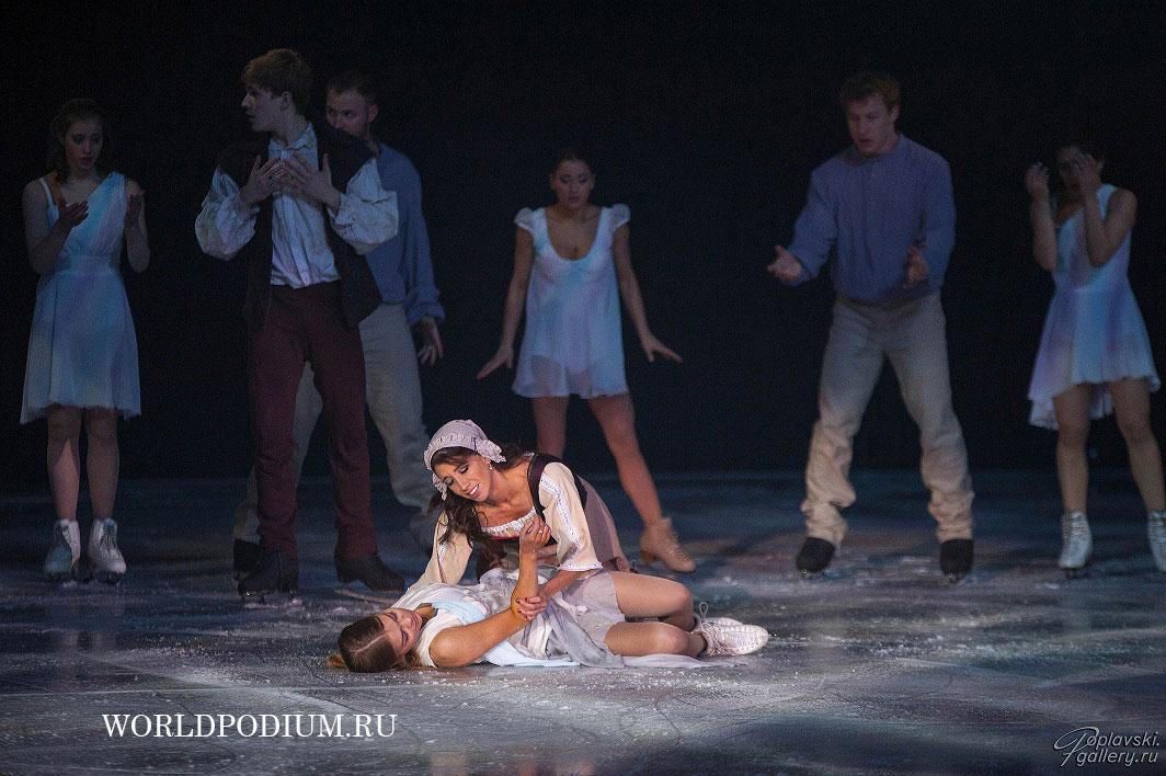 Рок-опера «Парфюмер» на льду-притягательная «История одного гения»
