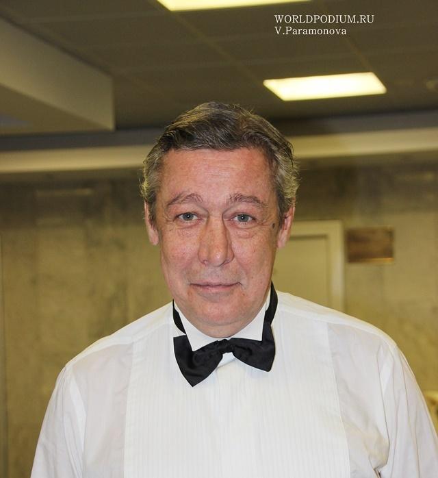Коллектив театра «Современник» выразил поддержку Михаилу Ефремову, призвав к милосердию и великодушию