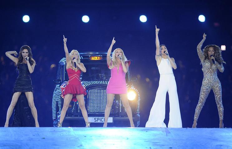 СМИ: группа Spice Girls воссоединится в 2018 году для записи нового альбома