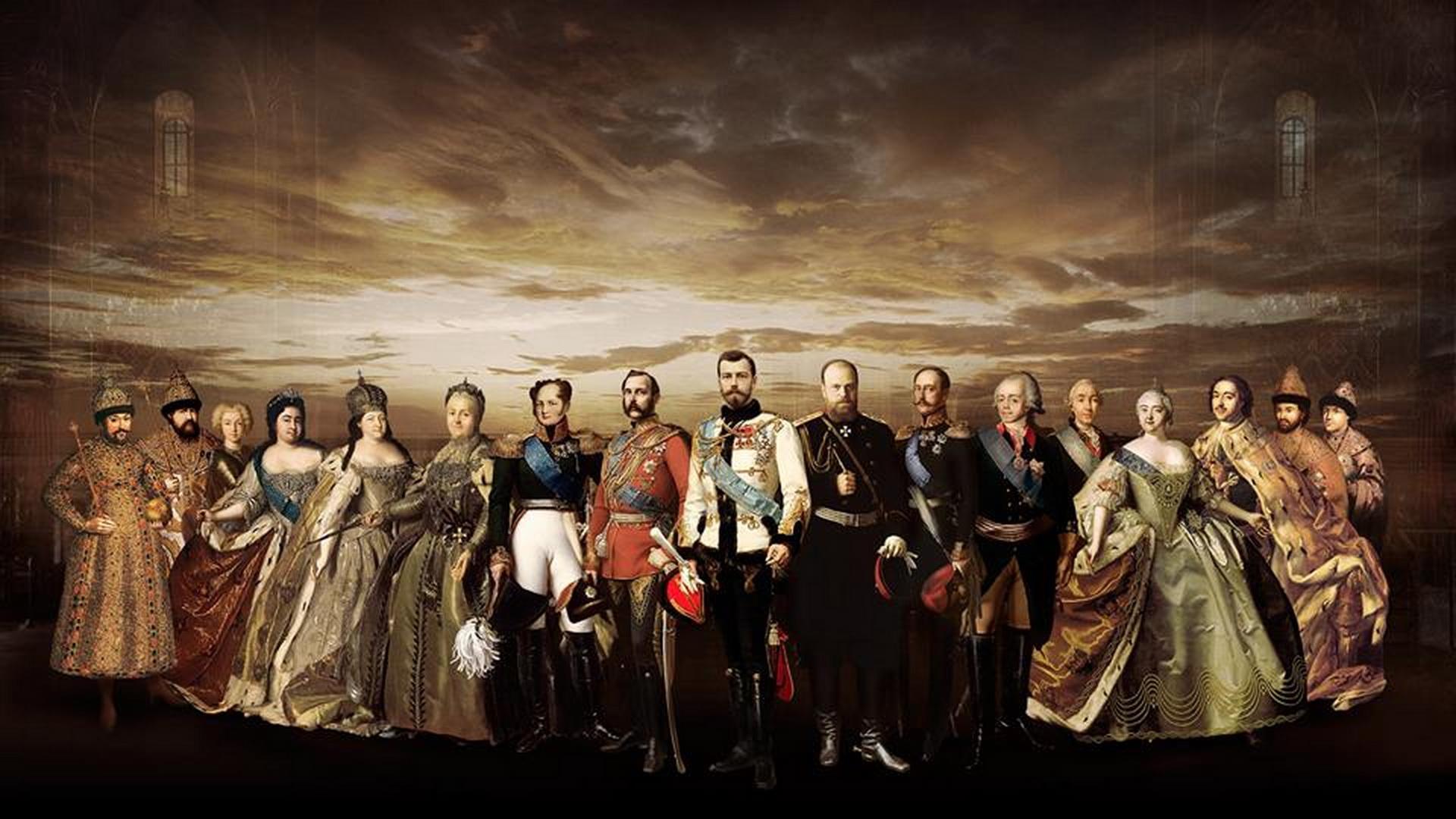 Netflix готовит сериал о династии Романовых