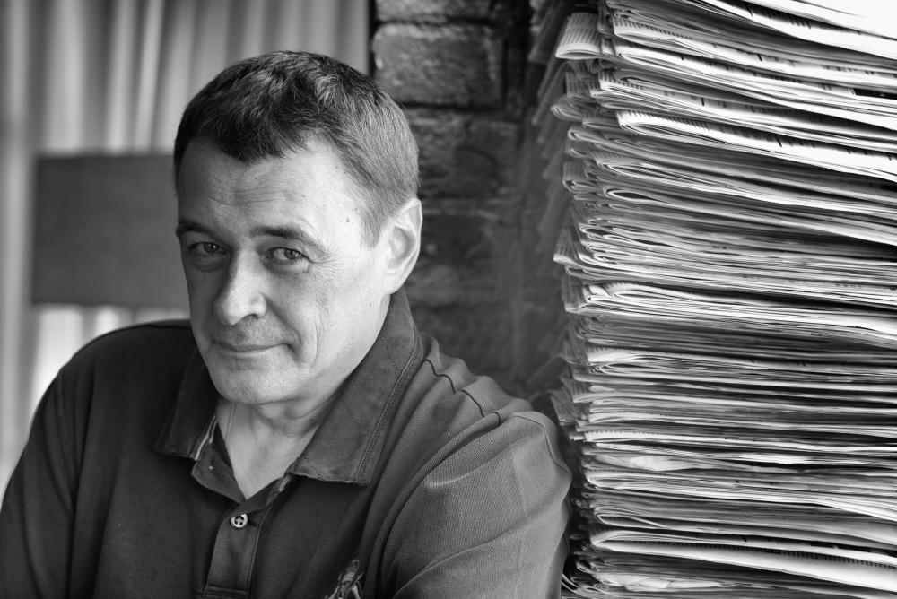 Юрий Костин продолжит историю «Немца» и «Русского» в новом романе «Француз»