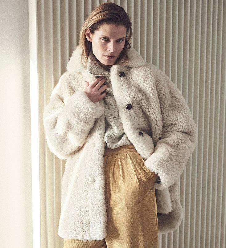 Дублёнки из овчины – лучший способ встретить холода красиво