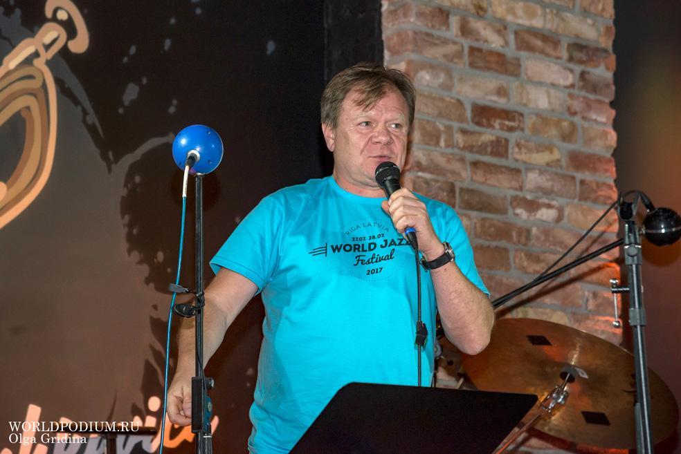 Игорь Бутман станет продюсером International Jazz Day в Санкт-Петербурге