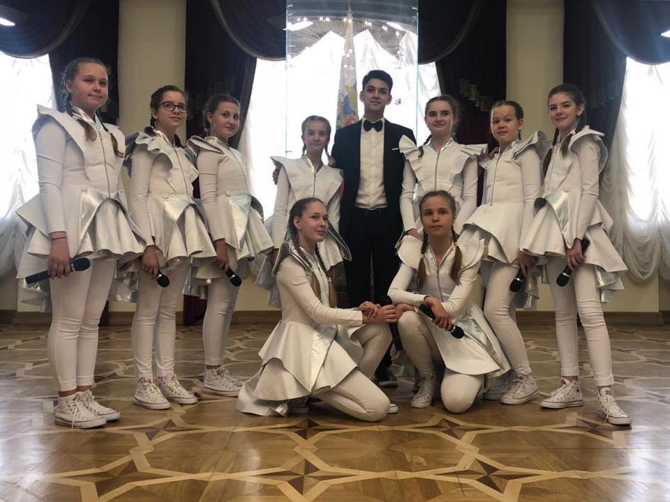 «Домисолька» и выпускник театра Александр Савинова выступили в Академии Управления МВД РФ