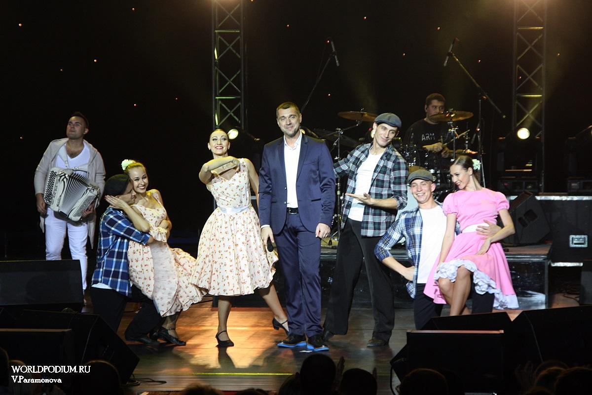 Юбилейный концерт Сергея Куприка: «Позади - полнеба, впереди – вся Жизнь!»