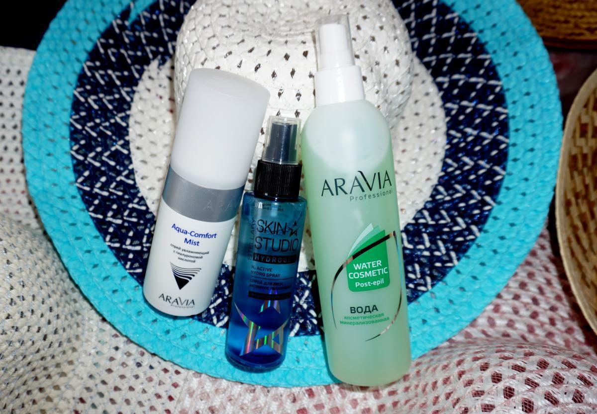 Универсальные средства для увлажнения кожи