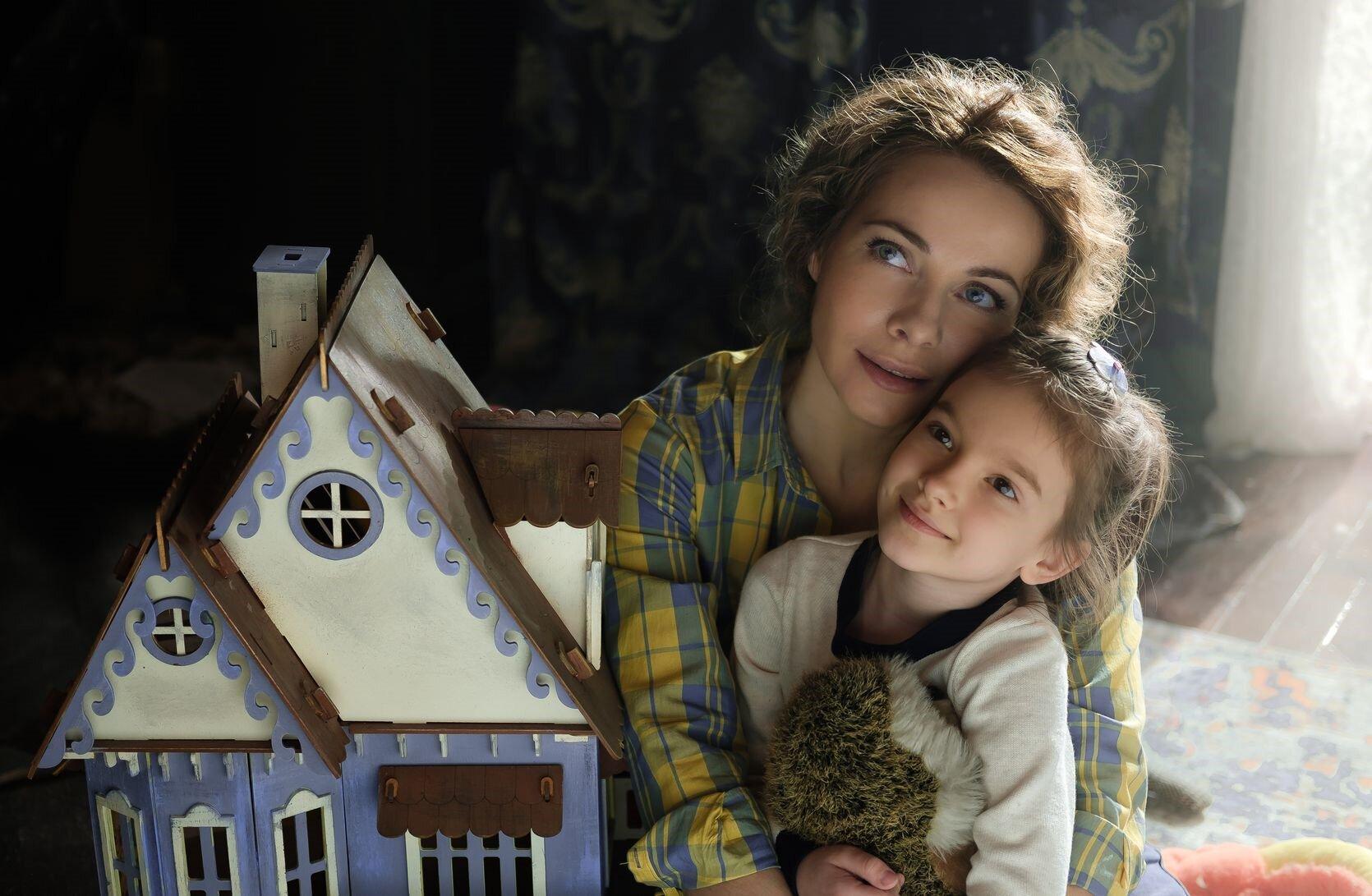 Екатерина Гусева поборется с домовым