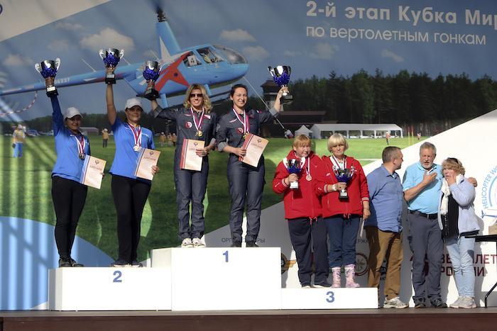 «Это был классный чемпионат!»: лучшие из лучших винтокрылых вновь встретились в Конаково