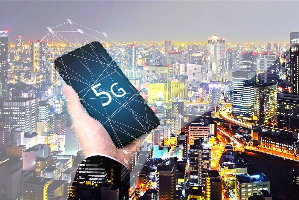 Пятое поколение мобильных сетей 5G