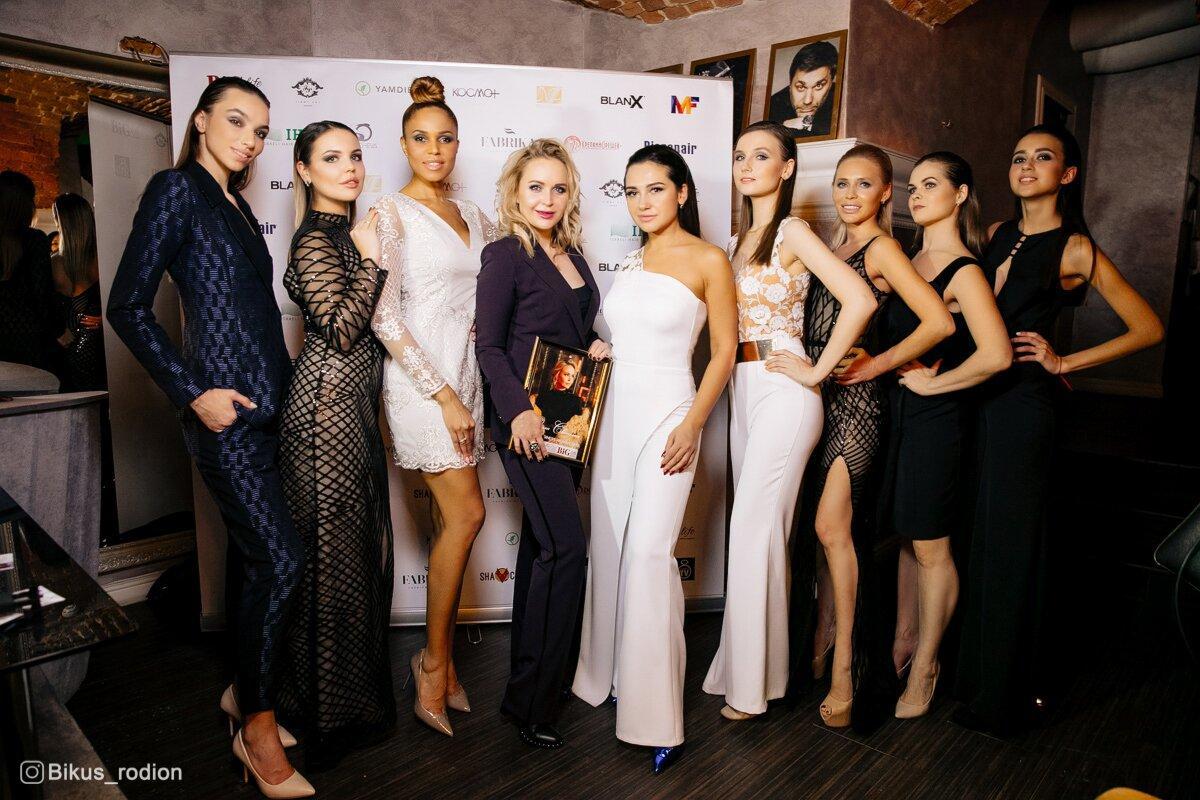 Fashion-показ новой коллекции «Different» от дизайнера Ольги Стопычевой