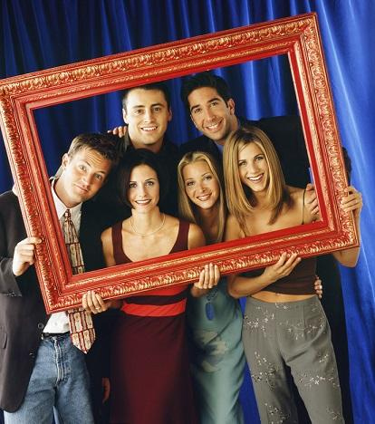 Актёры сериала «Друзья» встретились на съёмочной площадке спустя 12 лет