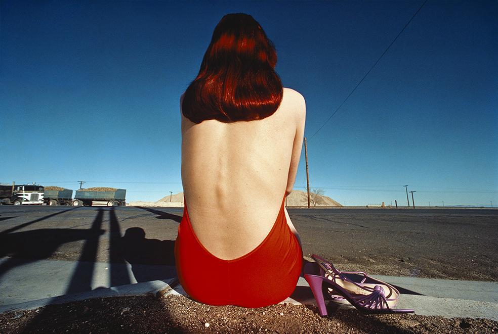 «Ги Бурден. Следуй за мной»: выставка одного из самых влиятельных fashion-фотографов второй половины 20 века