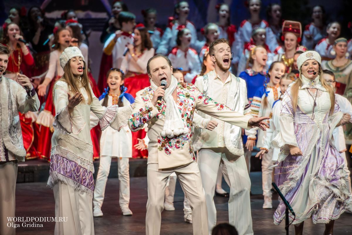 Фестиваль «FOLK БЕЗ ГРАНИЦ» - карнавал фольклора, таланта, творчества и вдохновения!