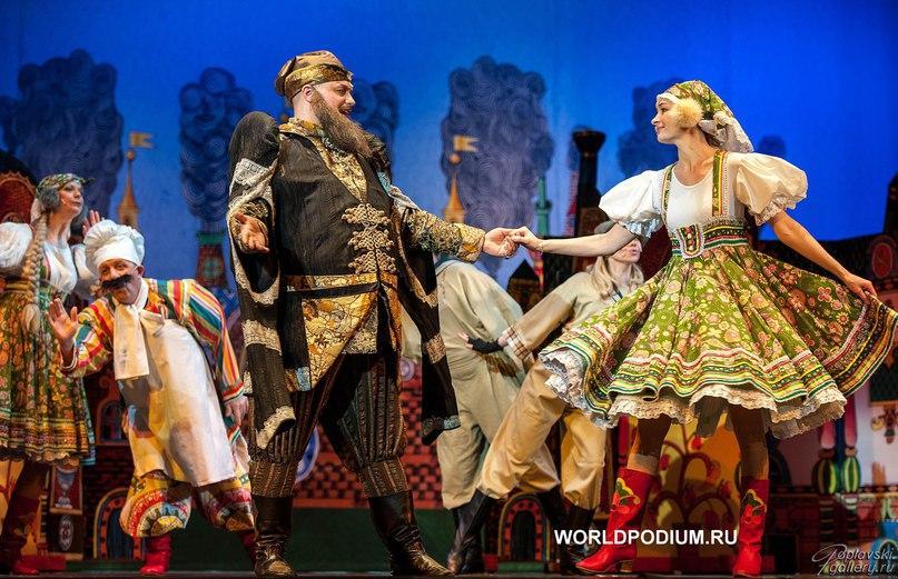 Большой театральный музыкальный челлендж #ПарадХитов