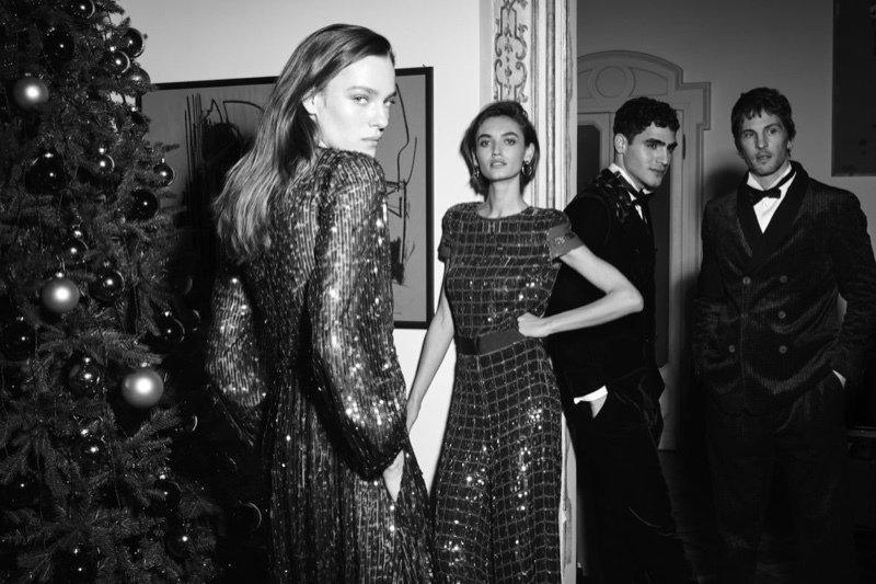 Элегантный вечерний гардероб от Giorgio Armani
