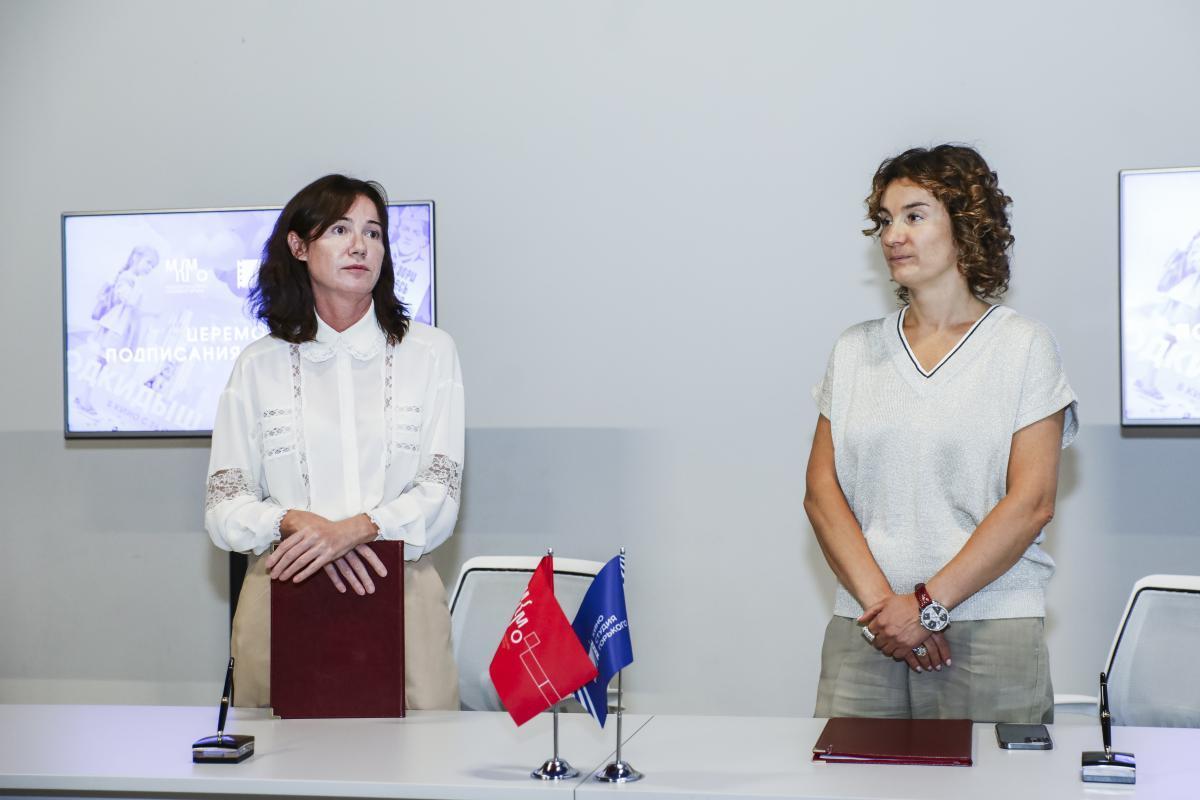 Киностудия Горького и Минкультуры Московской области подписали соглашение о сотрудничестве