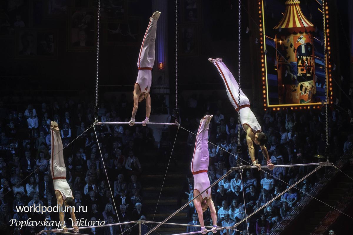 Росгосцирк представит в Курске восстановленный спектакль «Салют Победы!»