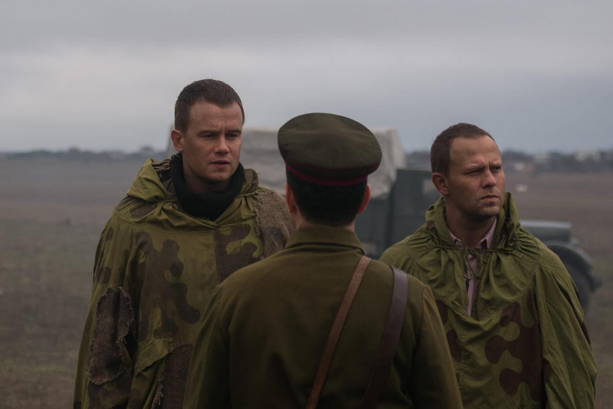«Диверсант. Крым» - премьера на Первом 9 мая!