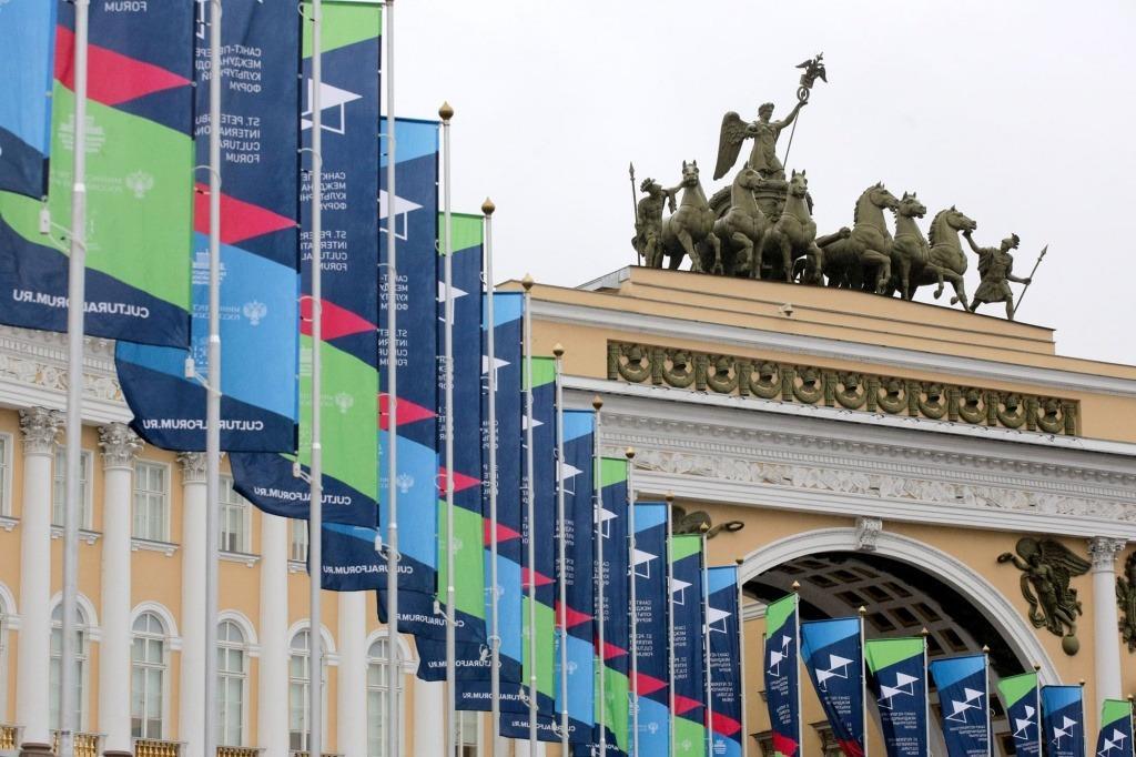 """Подведены итоги секции """"Музеи и выставочные проекты"""" Петербургского культурного форума"""