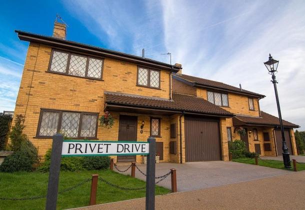 Дом на Тисовой улице из «Гарри Поттера» продают за полмиллиона фунтов