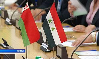 Прием по случаю Дня Независимости Белоруссии прошел даже в Сирии