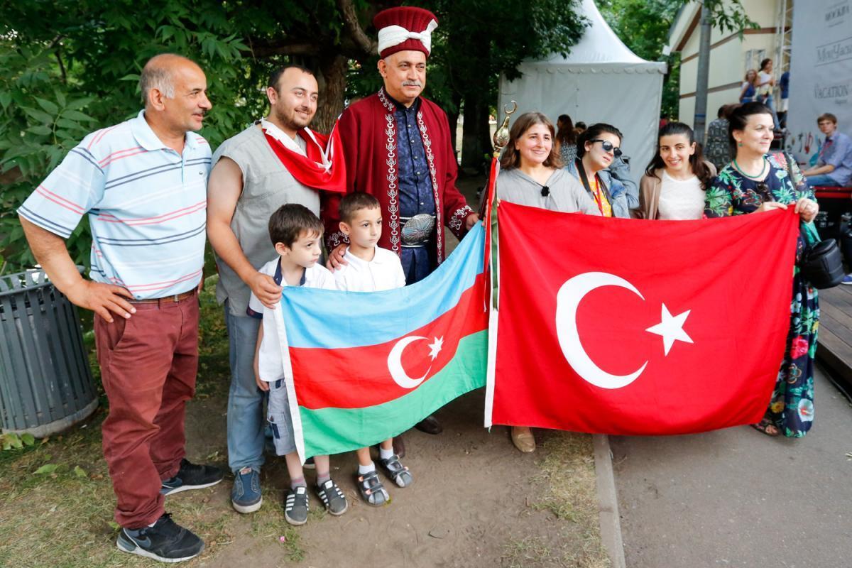 Чем заняться на фестивале Турции с детьми