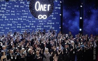 Юбилейный вечер Олега Табакова - 16 января в эфире Первого канала