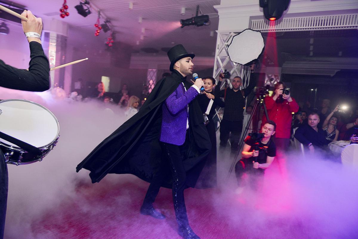 В Москве состоялось Международное Royal Magic Show-2019