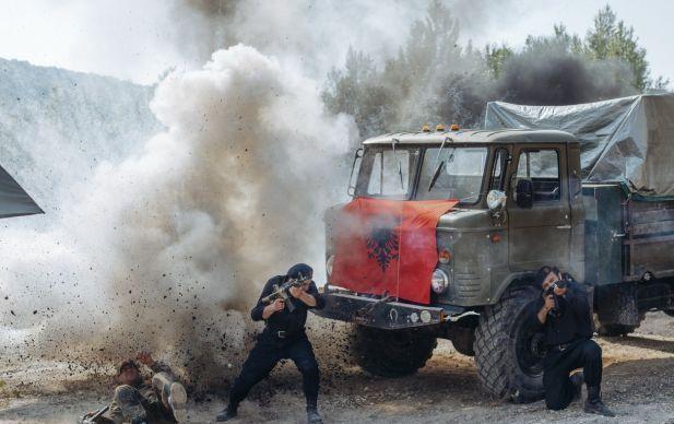 Телеканал НТВ завершил съёмки военно-исторической драмы «Батальон»