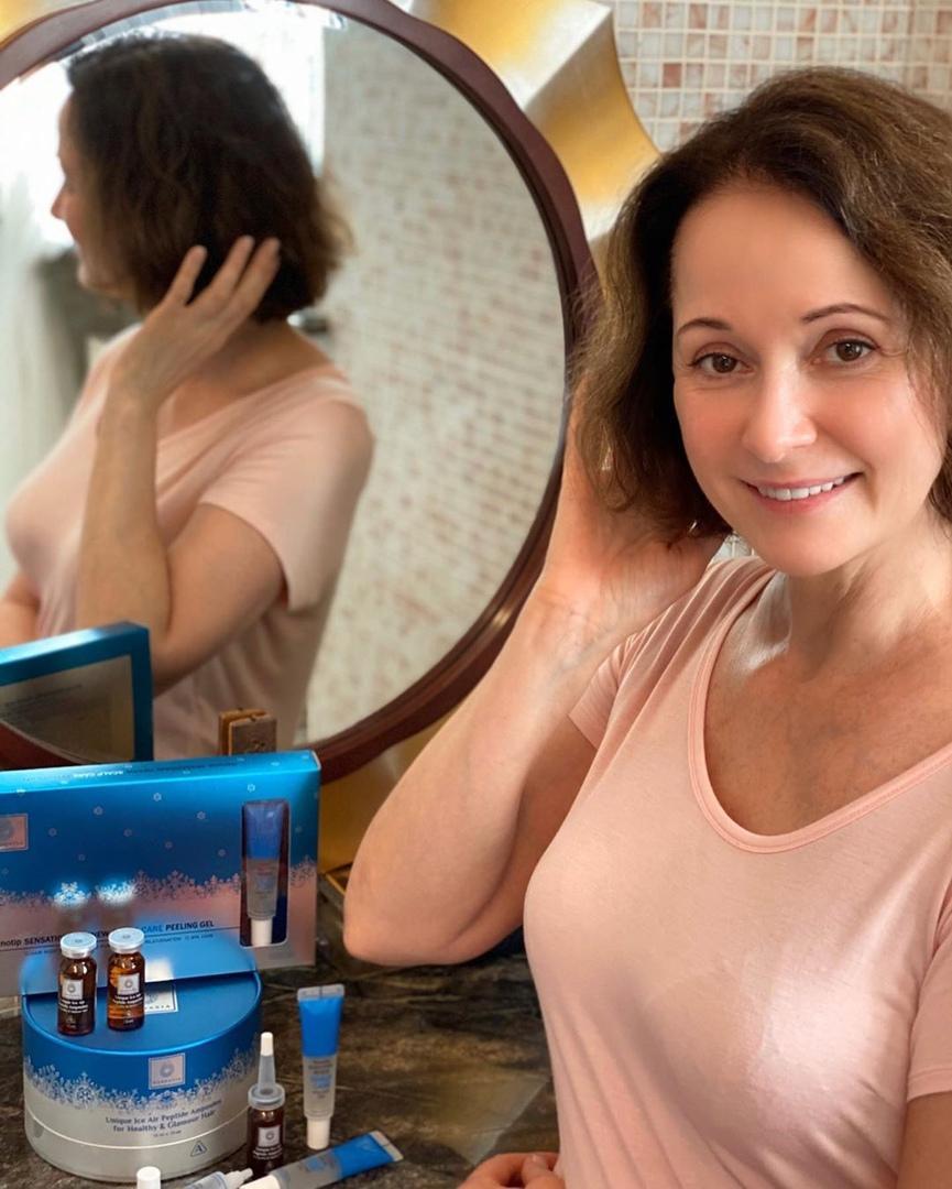 Рекомендации по уходу за волосами от Ольги Кабо