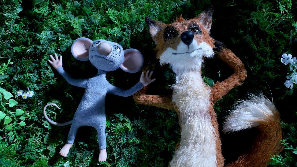 Мультфильм «Даже мыши попадают в рай» будет показан на фестивале в Анси 2021