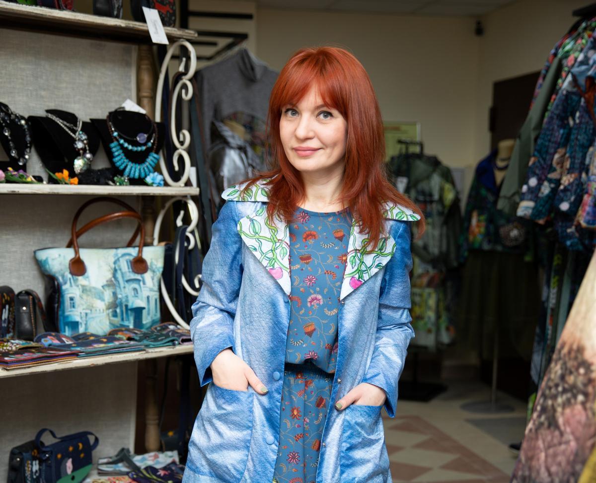 Дизайнер Наталья Душегрея: «Принты и дизайнерская стёжка – изюминка нашего бренда»
