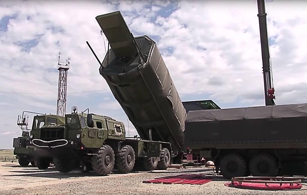 Россия показала США ракетный комплекс «Авангард»
