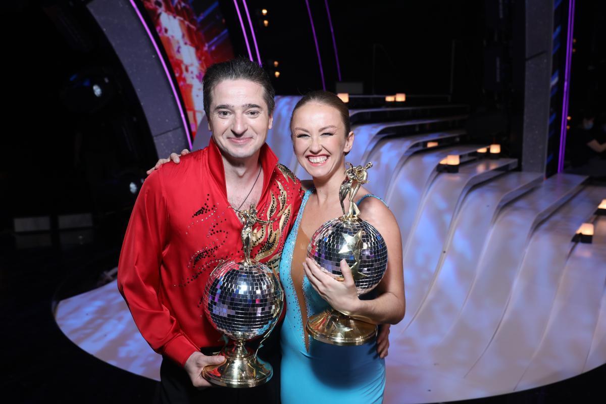 Впервые среди звёздных участников победу в шоу завоевал мужчина: Иван Стебунов стал победителем «Танцев со звёздами» на телеканале «Россия»