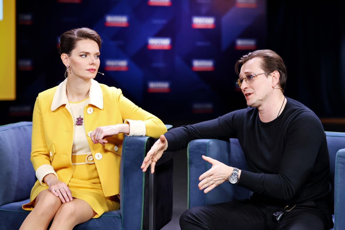 Сергей Безруков и Елизавета Боярская презентовали новый сезон «Оптимистов»
