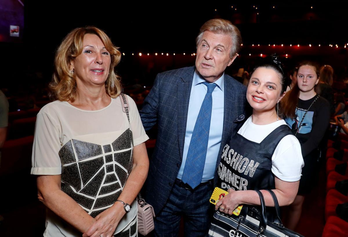 «Эбигейл» покорила Российских знаменитостей