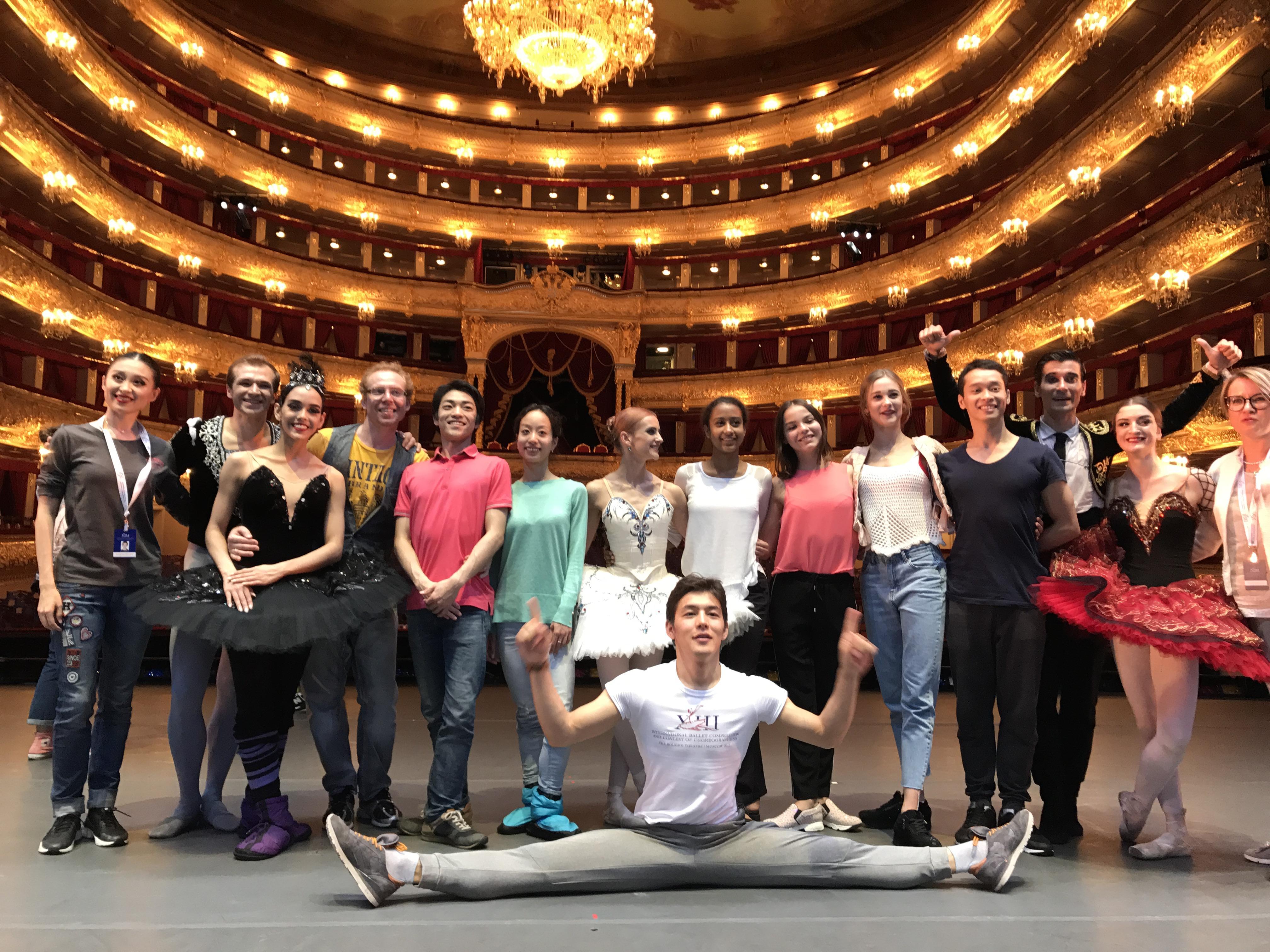 ИСИ учредил специальный приз на XIII Международном конкурсе артистов балета и хореографов