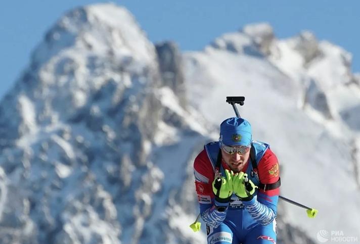 Объявлен состав сборной России на чемпионат мира по биатлону в Италии
