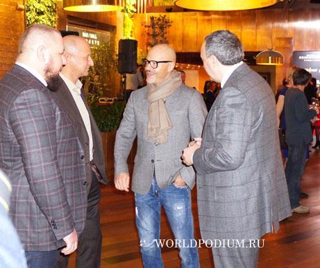 Фёдор Бондарчук стал «Человеком года» по версии премии «Блокбастер»