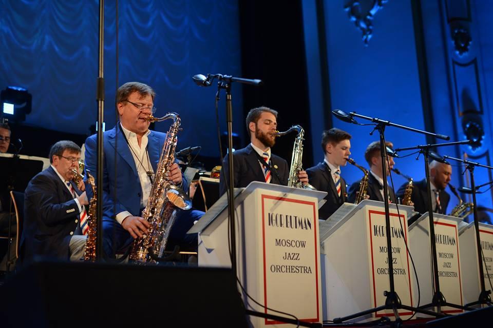 Музыкальный октябрь в Джаз-клубе Игоря Бутмана на Таганке
