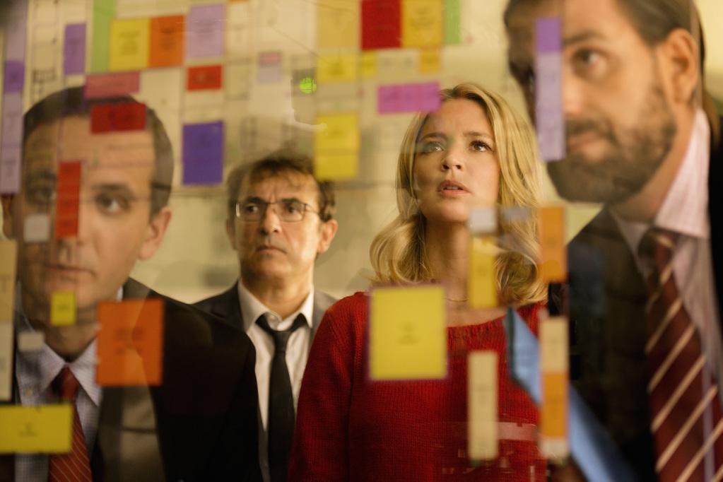 Французская комедия «Счастливо оставаться»